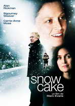 Snow Cake - 27 x 40 Movie Poster - French Style A