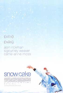 Snow Cake - 11 x 17 Movie Poster - Style A