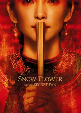 Snow Flower and the Secret Fan - 27 x 40 Movie Poster - Style A