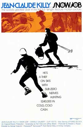 Snow Job - 11 x 17 Movie Poster - Style A