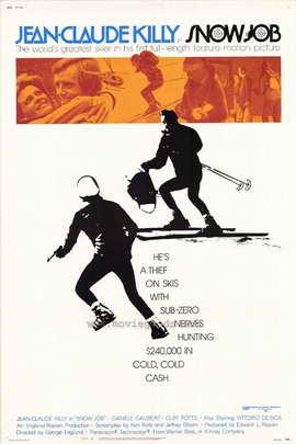 Snow Job - 27 x 40 Movie Poster - Style A