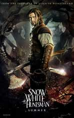 Snow White and the Huntsman - 11 x 17 Movie Poster - Style A