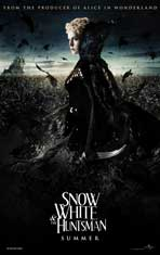Snow White and the Huntsman - 11 x 17 Movie Poster - Style D