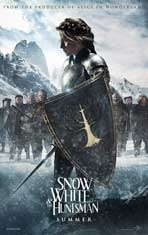 Snow White and the Huntsman - 27 x 40 Movie Poster - Style B