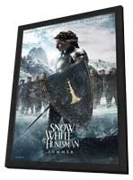 Snow White and the Huntsman - 27 x 40 Movie Poster - Style B - in Deluxe Wood Frame