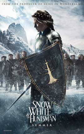 Snow White and the Huntsman - DS 1 Sheet Movie Poster - Style A