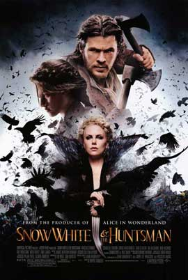 Snow White and the Huntsman - 11 x 17 Movie Poster - Style E