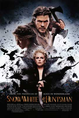 Snow White and the Huntsman - DS 1 Sheet Movie Poster - Style C