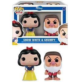 Snow White and the Huntsman - Snow White and Grumpy Mini Pop! Vinyl Figure 2-Pack