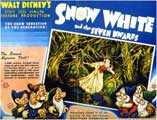 Snow White and the Seven Dwarfs - 11 x 17 Movie Poster - Style AB
