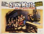Snow White and the Seven Dwarfs - 11 x 14 Movie Poster - Style D
