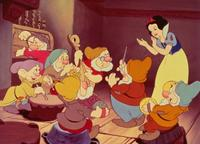 Snow White and the Seven Dwarfs - 8 x 10 Color Photo #2