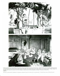 Snow White and the Seven Dwarfs - 8 x 10 B&W Photo #8