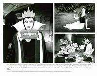 Snow White and the Seven Dwarfs - 8 x 10 B&W Photo #10