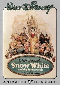 Snow White and the Seven Dwarfs - 11 x 17 Movie Poster - Style N
