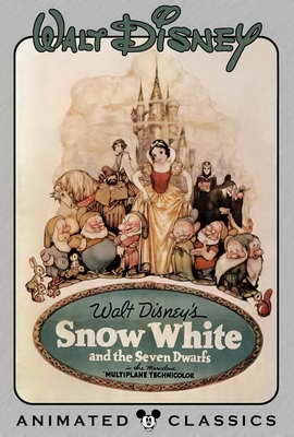 Snow White and the Seven Dwarfs - 27 x 40 Movie Poster - Style H
