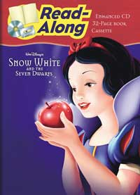 Snow White and the Seven Dwarfs - 11 x 17 Music Poster - Style A