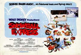 Snowball Express - 11 x 17 Movie Poster - Style A