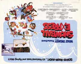 Snowball Express - 11 x 14 Movie Poster - Style A