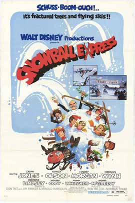Snowball Express - 27 x 40 Movie Poster - Style A