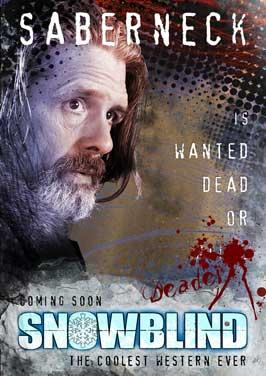 Snowblind - 11 x 17 Movie Poster - Style C