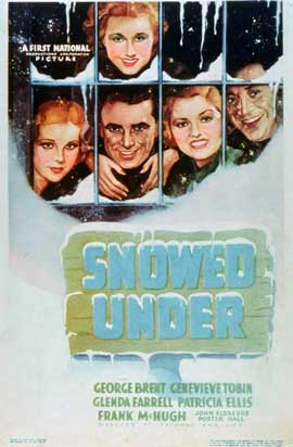 Snowed Under - 27 x 40 Movie Poster - Style A