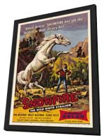 Snowfire - 11 x 17 Movie Poster - Style A - in Deluxe Wood Frame