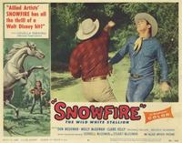 Snowfire - 11 x 14 Movie Poster - Style B