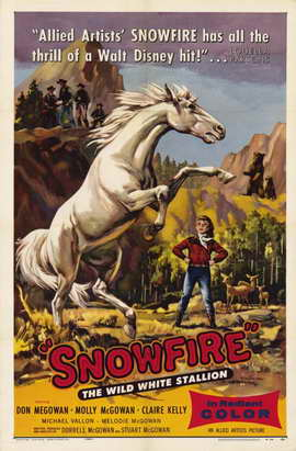 Snowfire - 11 x 17 Movie Poster - Style A