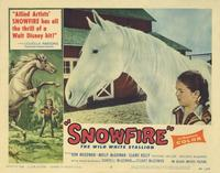 Snowfire - 11 x 14 Movie Poster - Style F