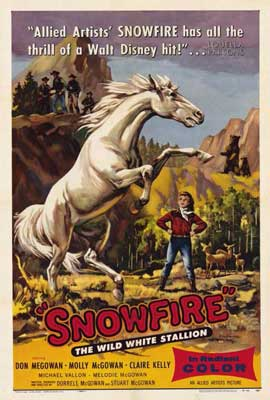 Snowfire - 27 x 40 Movie Poster - Style A