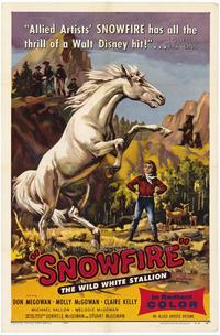 Snowfire - 43 x 62 Movie Poster - Bus Shelter Style A