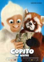 Snowflake, the White Gorilla - 11 x 17 Movie Poster - Spanish Style H