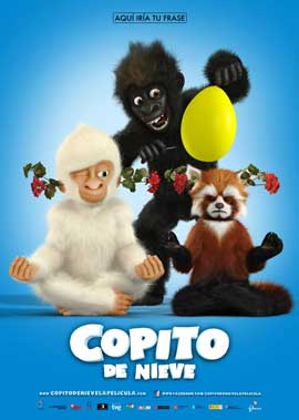 Snowflake, the White Gorilla - 11 x 17 Movie Poster - Spanish Style I