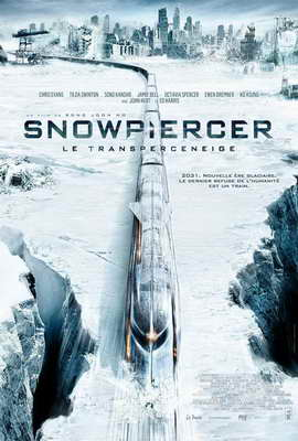 Snowpiercer - 27 x 40 Movie Poster - French Style A