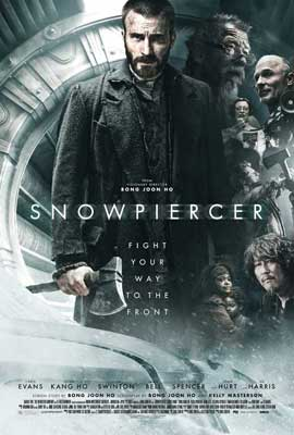 Snowpiercer - 11 x 17 Movie Poster - Style B