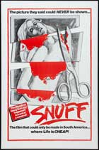 Snuff - 11 x 17 Movie Poster - Style A