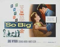 So Big - 22 x 28 Movie Poster - Half Sheet Style A
