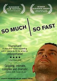 So Much So Fast - 11 x 17 Movie Poster - Style A