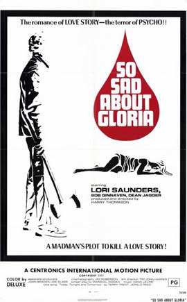 So Sad About Gloria - 11 x 17 Movie Poster - Style A