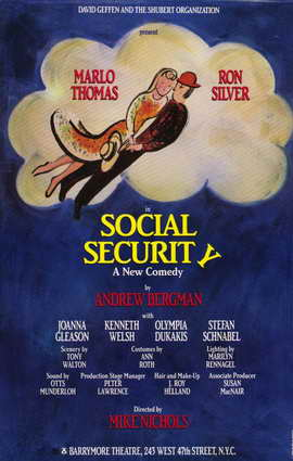 Social Security (Broadway) - 11 x 17 Poster - Style A