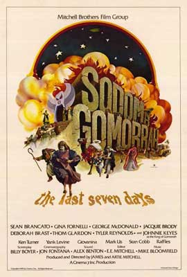 Sodom and Gomorrah - 11 x 17 Movie Poster - Style A