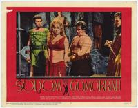 Sodom and Gomorrah - 11 x 14 Movie Poster - Style D