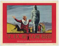 Sodom and Gomorrah - 11 x 14 Movie Poster - Style C