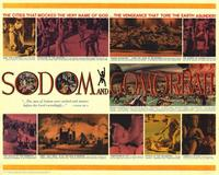 Sodom and Gomorrah - 11 x 14 Movie Poster - Style B