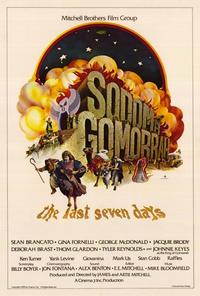 Sodom and Gomorrah - 27 x 40 Movie Poster - Style A