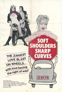 Soft Shoulder Sharp Curves - 11 x 17 Movie Poster - Style A