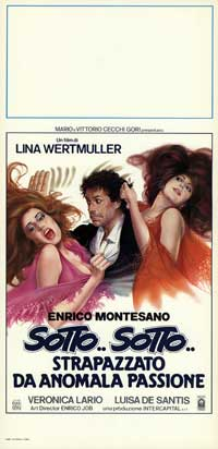 Softly, Softly - 13 x 28 Movie Poster - Italian Style A