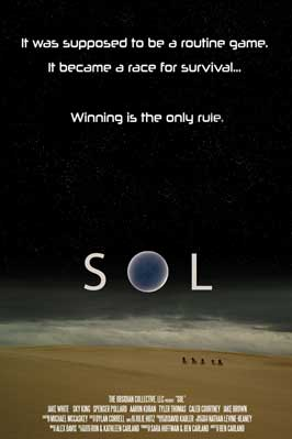 Sol - 27 x 40 Movie Poster - Style A