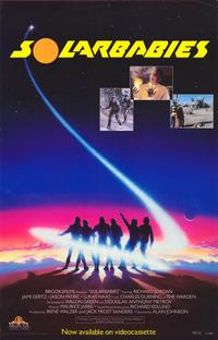 Solarbabies - 27 x 40 Movie Poster - Style A